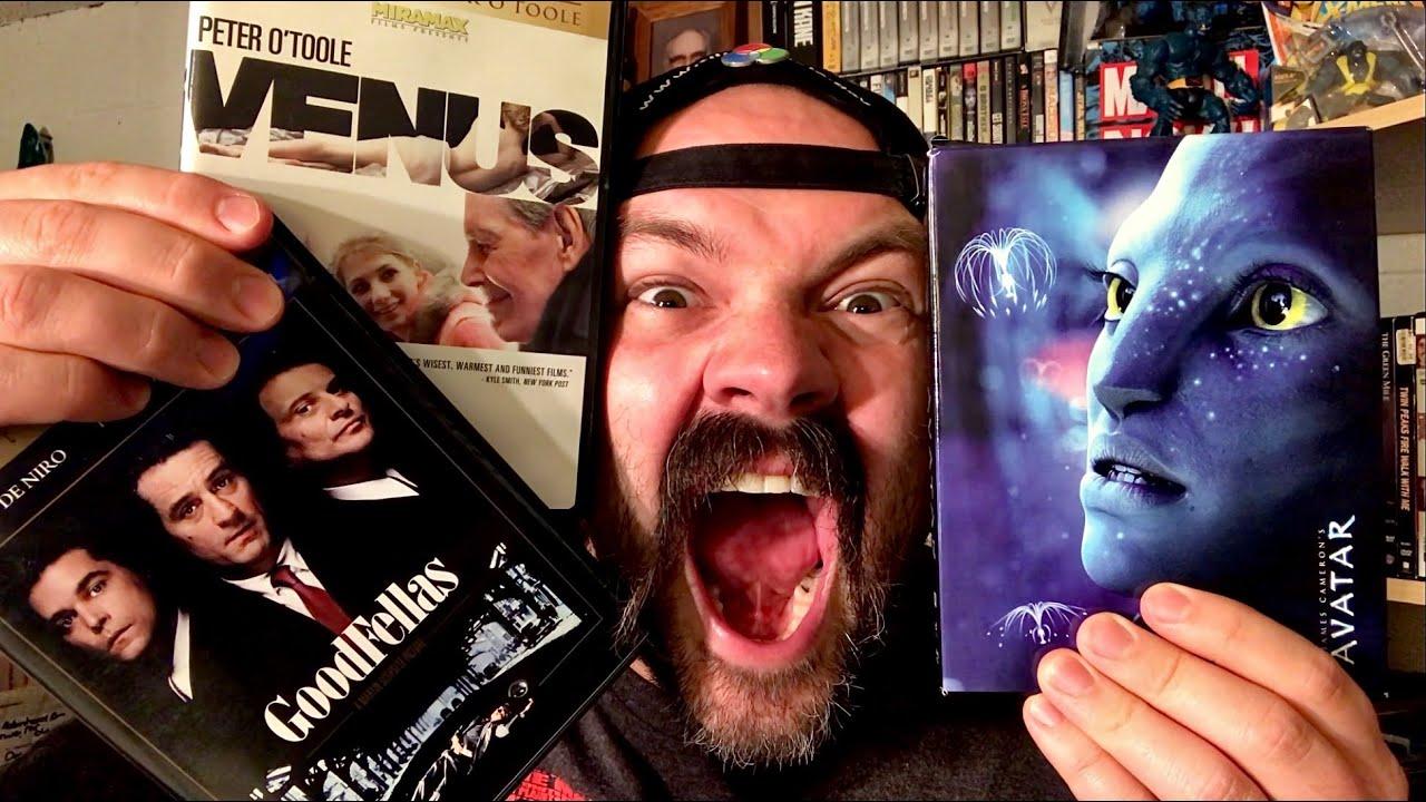 Download Random Ranking - Avatar (2009), Goodfellas (1990), Venus (2006) // Movie Collection // V470