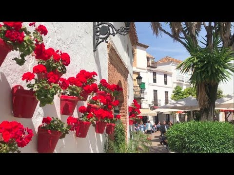 TRAVEL GUIDE APPLICATION Marbella, SPAIN