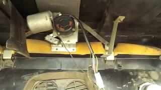 мтз 82.1мотор редуктор стеклоочистителя как сэкономить,подключить