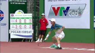 Hong Seong-chan in Vietnam F3 Men's Futures 2016