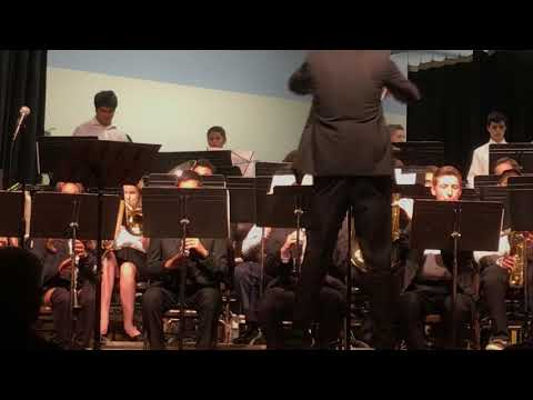 Twittering Machine - Castaic Middle School Band April 2019