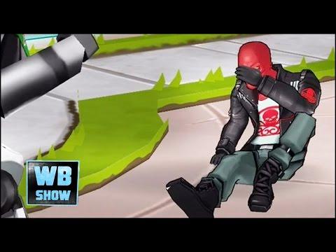 Red Skull Boss Battle - Marvel: Avengers Academy - 동영상