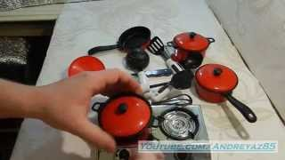 Набор детской посуды из Китая