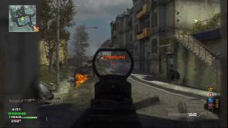Modern Warfare 3: G36C FFA MOAB + Channel Update Thumbnail