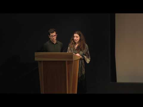 PLASMA Presents: Isaac Julien- Lecture and Q/A ONLY