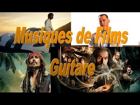 Musiques de Films - Guitare