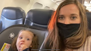 Flying with the Kids! (7 Tips for Moms)
