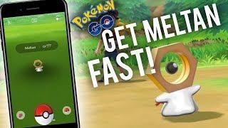 Get Meltan FAST in Pokemon GO | Tips for Let