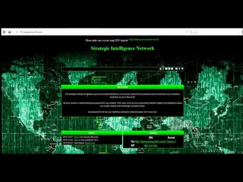 The Hidden Internet- 5 Deepweb cool sites