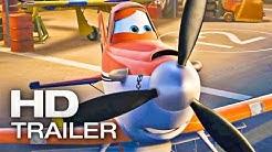 PLANES Offizieller Trailer 2 Deutsch German | 2013 Official Film [HD]