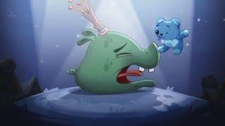 Злые птички - Энгри Бердс - Игрушечный обмен (S3E26) || Angry Birds Toons 3 season