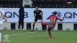 الأهداف | لخويا 2 - 3 الجيش | نصف نهائي كأس قطر 2017
