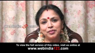 Sudha Raghunathan - Carnatic Singer from South India