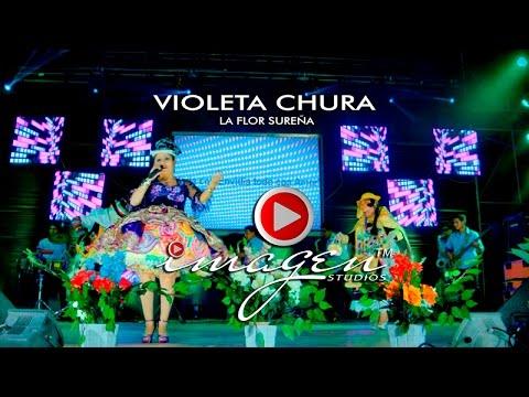 VIOLETA CHURA - OH LICOR MALDITO / LLORANDO A MARES / NOCHE DE LUNA - IMAGEN STUDIOS™ - 2016