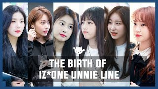IZ*ONE - The Birth of IZONE Unnie Line mp3