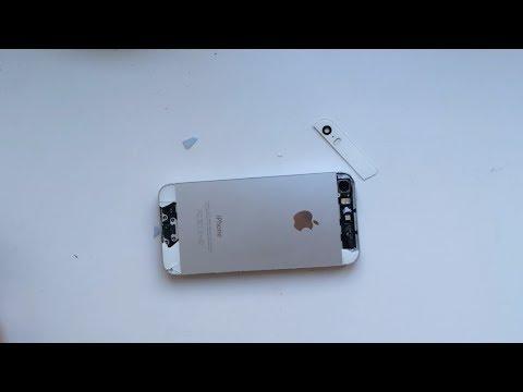 Обман при покупке iPhone 5S (из 5 в 5S)