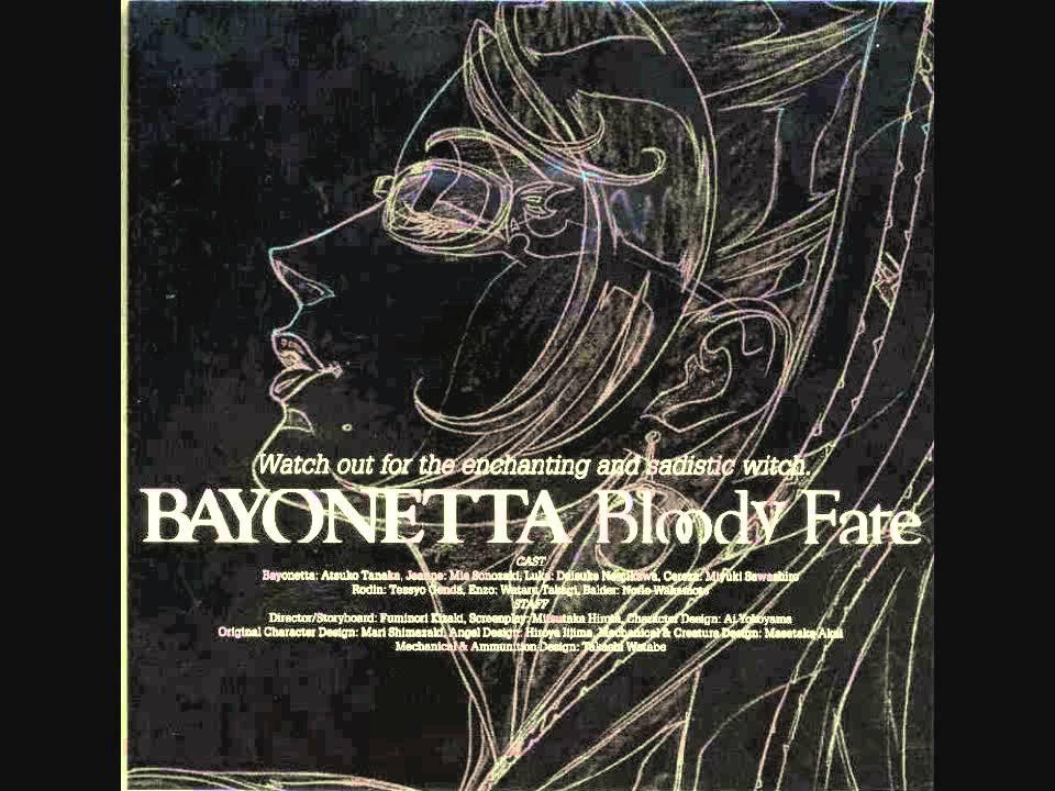 Bayonetta pipe