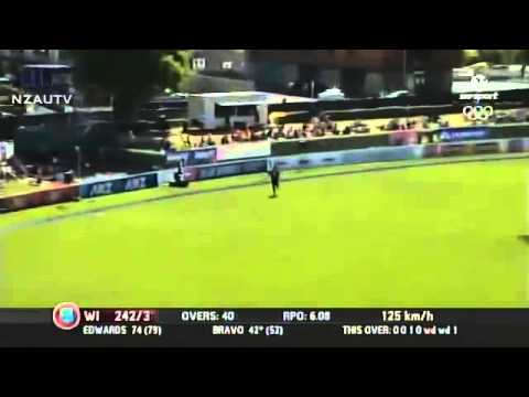 Dwayne Bravo 106 vs. New Zealand (Hamilton, 2014)