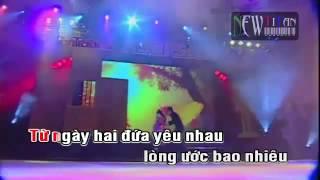 Túp lều lý tưởng ( karaoke thiếu giọng nữ )