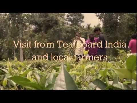 Small Tea Growers/SHG visit to Mini Tea Factory organized by Tea Board of India, RO, Gudalur