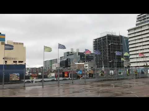 Autumn in Auckland City 2018
