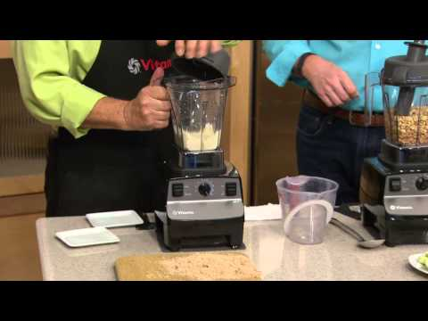 Vitamix 48 Oz. 16-in-1 Variable Speed Blending System W/Dry Container With Carolyn Gracie
