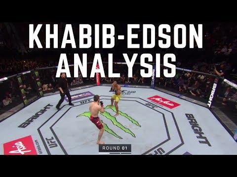 UFC 219 Results: Khabib Nurmagomedov vs. Edson Barboza ANALYSIS   Luke Thomas