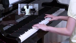 2015年8月2日 録画、 使用楽譜;ピアノスタイル.