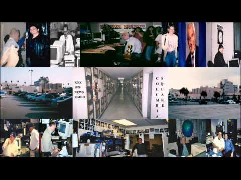 Retrospective on KNX 1070 News Radio at Columbia Square