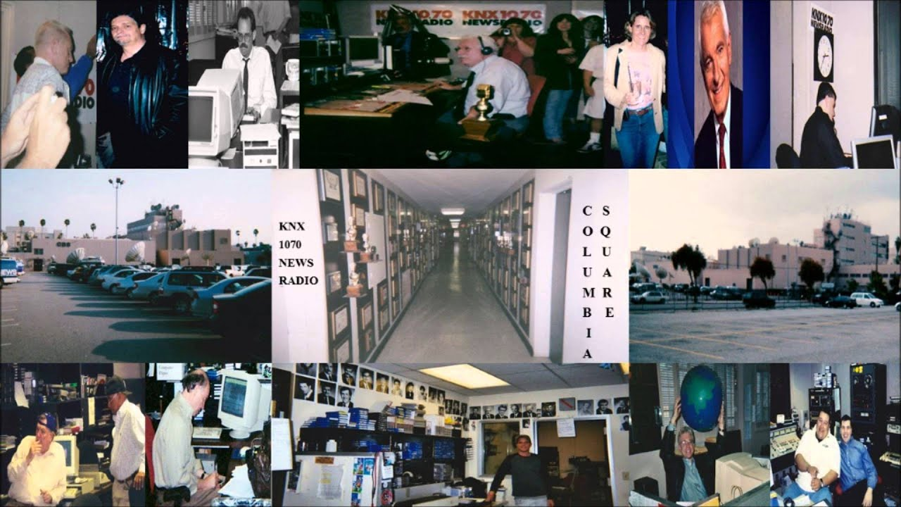 Retrospective on knx 1070 news radio at columbia square for Knx 1070