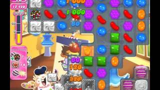 candy crush saga level 1574 no boosters