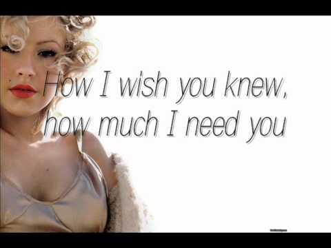 Stronger than ever - Christina Aguilera Lyrics