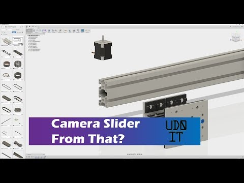 Hangout with UDoIt - MRRF Camera Slider Raspberry Pi Python