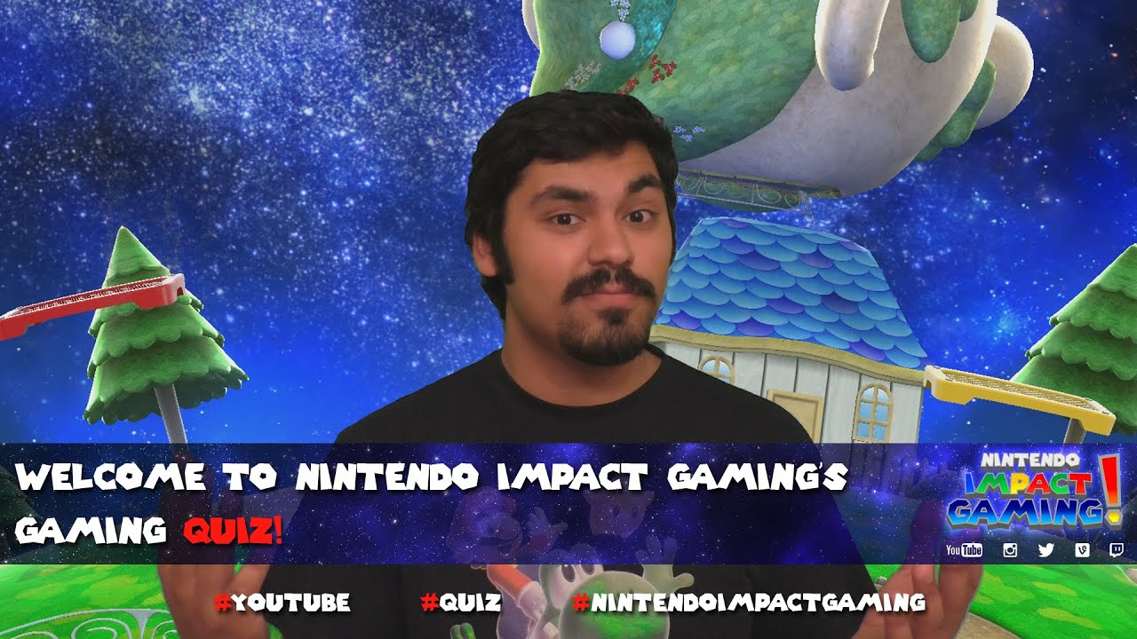 Welcome To Nintendo Impact Gaming S Gaming Quiz