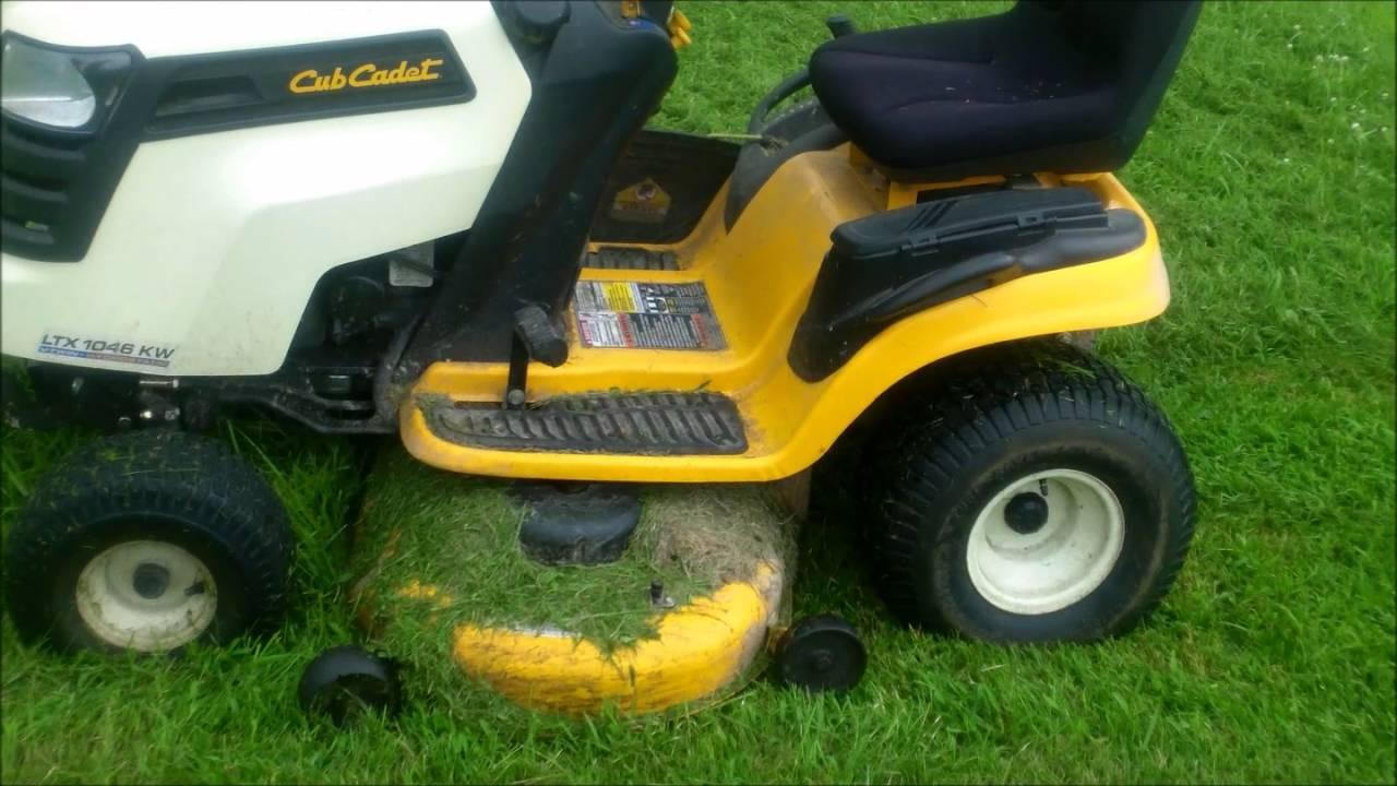 Cub Cadet LTX 1046 KW Two Year Review