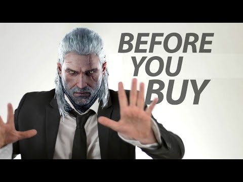 Witcher 3 SWITCH - Before You Buy