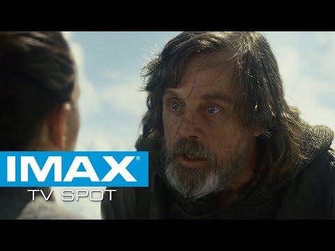 Star Wars: The Last Jedi IMAX® Exclusive TV Spot