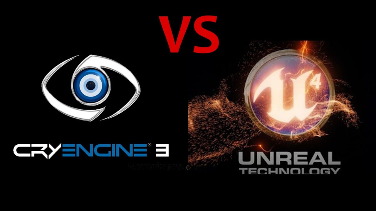 Unreal Engine 4 VS Cryengine 3 Compression - YouTube