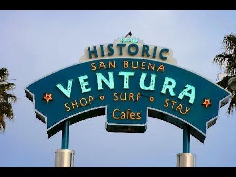 The Ventura Pier: Historical Hot Spot || Living In Ventura
