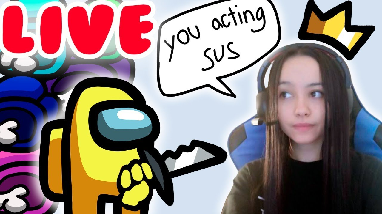 🔴Among Us LIVE !!!  Playing with VIEWERS!