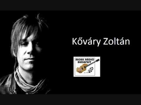 Kőváry Zoltán a Mobil Rádió Budapest vendége