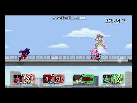 Jugando Ssf2 Con Mods By El Ganso Xd 2 Youtube