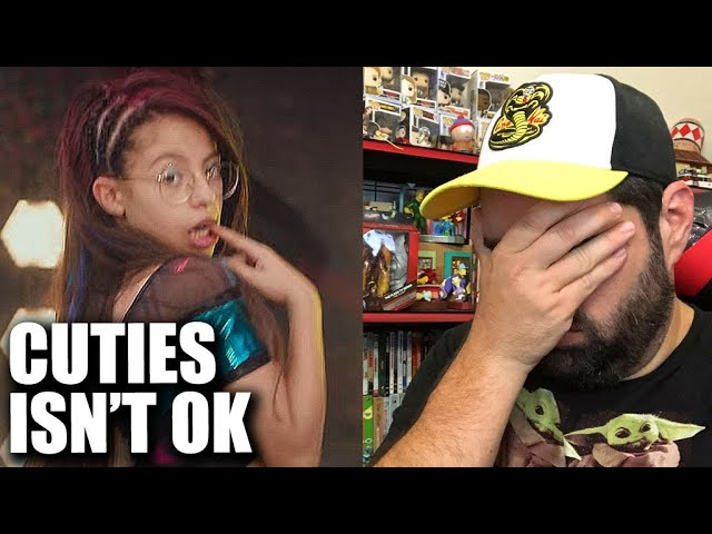 I watched Cuties... And I'm Upset - Review & Cancel Netflix Reaction