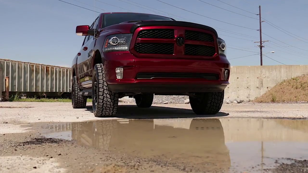 2012 Dodge Ram 1500 Accessories