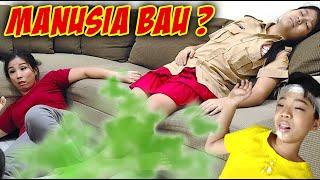 DASAR SI MANUSIA BAU !! Drama Parodi Lucu | CnX Adventurers