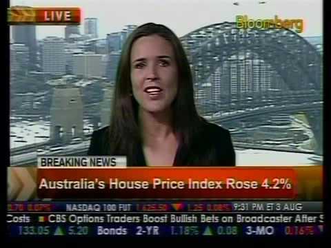 Australian Retail Sales - Bloomberg