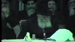 "Leil Chof Cheshvan, 5746 | Farbrengen (Part 1) - ליל כ""ף חשון תשמ""ו"