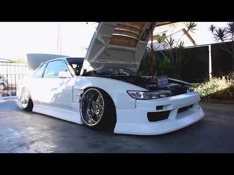 240SX BN Sports KIT Unboxing - YouTube