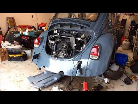 VW Bug Megasquirt EFI Turbo Monster!