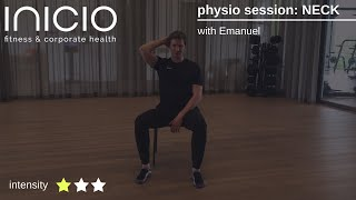 physio sessio: NECK